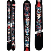 4FRNT YLE Coyote Skis - Big Kids' 2015