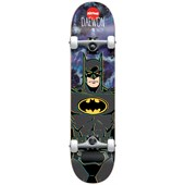 Almost Daewon Batman Tie Dye 7.6 Skateboard Complete