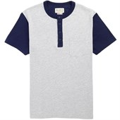 Almond Surfboards Slingshot Henley Shirt