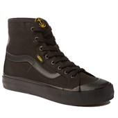 Vans x Captain Fin Black Ball Hi SF Shoes