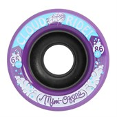 Cloud Ride Mini Ozone 86a Longboard Wheels