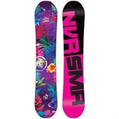 Never Summer Onyx Mini Snowboard - Girls' 2016