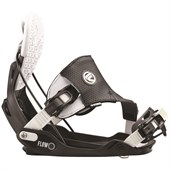 Flow Five Hybrid Snowboard Bindings 2016