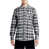 Nike SB Plaid Long-Sleeve Button-Down Shirt