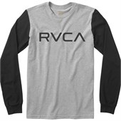 RVCA Big RVCA Long-Sleeve T-Shirt