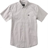 RVCA That'll Do Check Short-Sleeve Button-Down Shirt