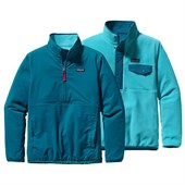 Patagonia Reversible Snap-T Glissade Pullover Jacket - Women's