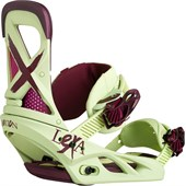 Burton Lexa Snowboard Bindings - Sample - Women's 2015