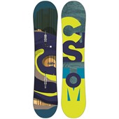 Burton Custom Smalls Snowboard - Boys' 2016