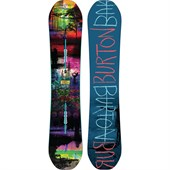 Burton Deja Vu Flying V Snowboard - Women's 2016
