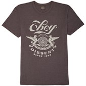 Obey Clothing Griffin Script T-Shirt