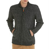 Obey Clothing New West Zip Sweater