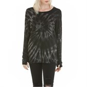 Obey Clothing Jett Long-Sleeve Sweatshirt - Women's