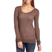 Obey Clothing Demri Long-Sleeve Top - Women's