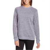 Obey Clothing Triblend Raglan Crew Sweatshirt - Women's