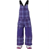 Burton Minishred Maven Bib Pants - Little Girls'