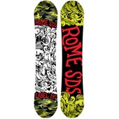 Rome Label Snowboard - Big Boys' 2015