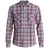 Quiksilver Tang Titan Long-Sleeve Button-Down Shirt