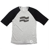 STRIKE MVMNT Crackle 3rd Base 3/4 Raglan Tee