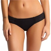 Seafolly Goddess Pleated Hipster Bikini Bottom - Women's