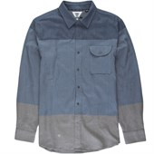 Vissla Lone Pine Long-Sleeve Button-Down Flannel