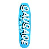 Sausage Blue Casual 8.5 Skateboard Deck
