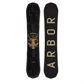 Arbor Element Black Snowboard 2016