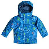 Quiksilver Little Mission Jacket - Little Boys'