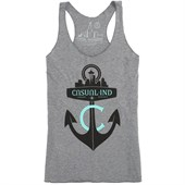 Casual Industrees Anchor Tank Top - Women's