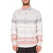 Ourcaste Tony Print Long-Sleeve Button-Down Shirt