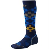 Smartwool PhD Snowboard Medium Pattern Socks