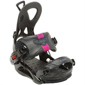 GNU B-Real Snowboard Bindings - Women's 2016