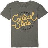 The Critical Slide Society Back Up T-Shirt