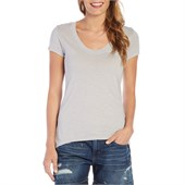 Fresh Laundry Scoop Neck Short Sleeve T-Shirt - Women's