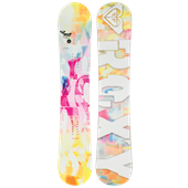 Roxy Sugar Banana Snowboard - Women's 2016