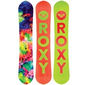 Roxy Banana Smoothie EC2 BTX Snowboard - Women's 2016