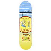 Anti Hero Hewitt Pub Crawl 8.43 Skateboard Deck
