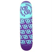 Krooked Diffused 7.75 Skateboard Deck
