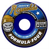 Spitfire Reynolds Formula Four 99a Pro Skateboard Wheels