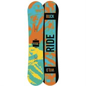 Ride Lil' Buck Snowboard - Big Boys' 2016