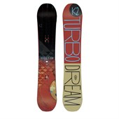 K2 Turbo Dream Snowboard 2016