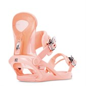 K2 Cassette Snowboard Bindings - Women's 2016