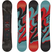 K2 Vandal Snowboard - Big Boys' 2016