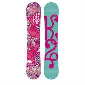 K2 Lil Kandi Snowboard - Little Girls' 2016