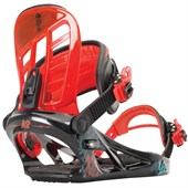 K2 Vandal Snowboard Bindings - Boys' 2016
