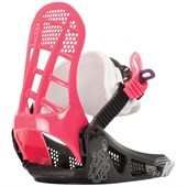 K2 Lil Kat Snowboard Bindings - Little Girls' 2016