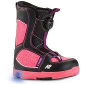 K2 Lil Kat Snowboard Boots - Little Girls' 2016