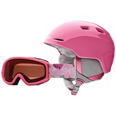 Smith Zoom Jr. Helmet + Sidekick Goggle Combo - Little Kids'