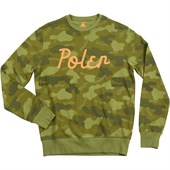 Poler Cozy Stuff Crew Neck Sweatshirt