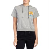 Poler Sunny Days Short-Sleeve Hooded Sweatshirt - Women's